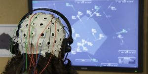 Using brain waves to asses controllers' mental workload
