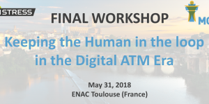 Keeping the Human in the loop in the Digital ATM Era. MOTO-STRESS projects Final Workshop