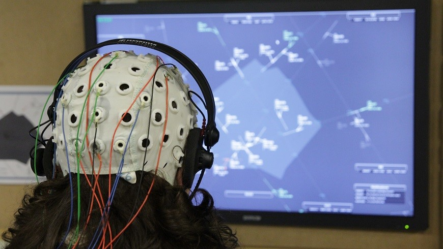 First validation of the neurophysiological measures the NINA project uses to assess air traffic controllers' mental state, performed in a real Air Traffic Management environment