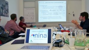 Progress meeting of the NINA project dedicated to neurometrics in Air Traffic Management