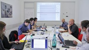 NINA project workshop on neurometrics in Air Traffic Management and adaptive interfaces solutions triggered by the current Air Traffic Controller's workload.