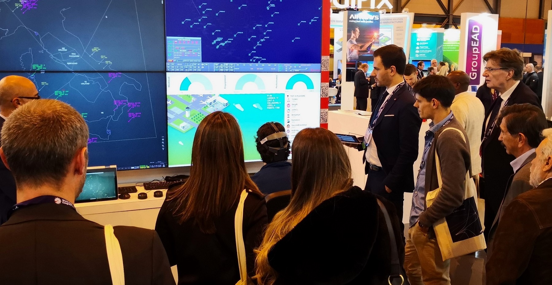 Neurometrics toolkit at the World ATM Congress 2019