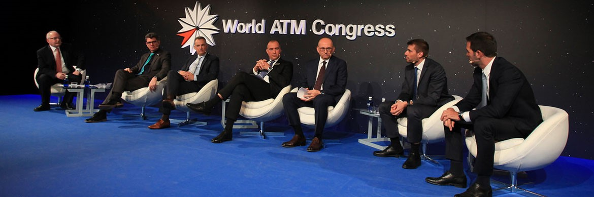 Deep Blue will attend the World ATM Congress 2019