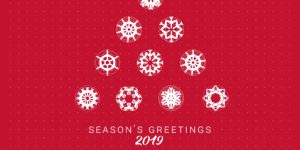 Season's Greetings and best wishes for a wonderful New Year from us all!