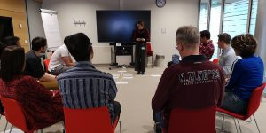 Human Factors for ATSEPs course delivered at MUAC