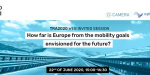 TRA 2020 invited session on European mobility